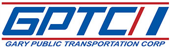 Gary Public Transportation Corporation Logo