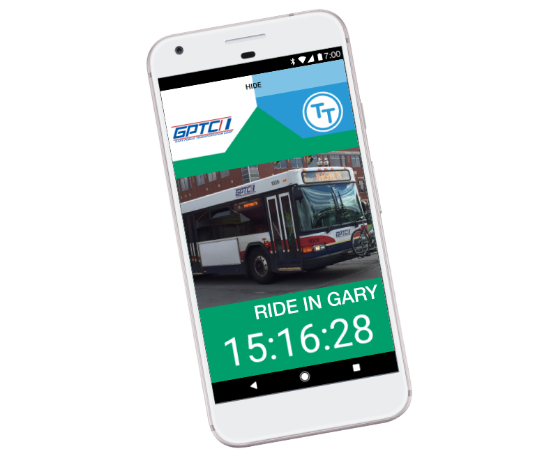 Bus Passes on your mobile phone. Download our app today!