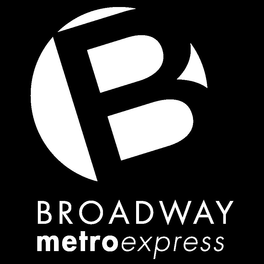 Broadway Metro Express Logo